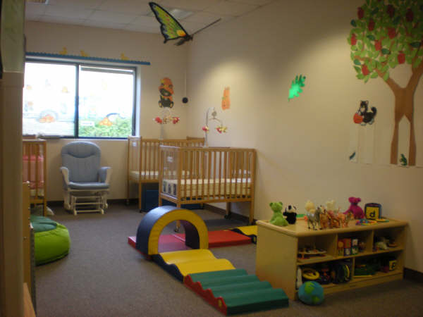 Toddler And Infant Room Ideas